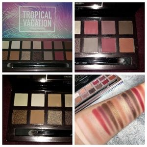 Focallure Tropical Vacation Palette